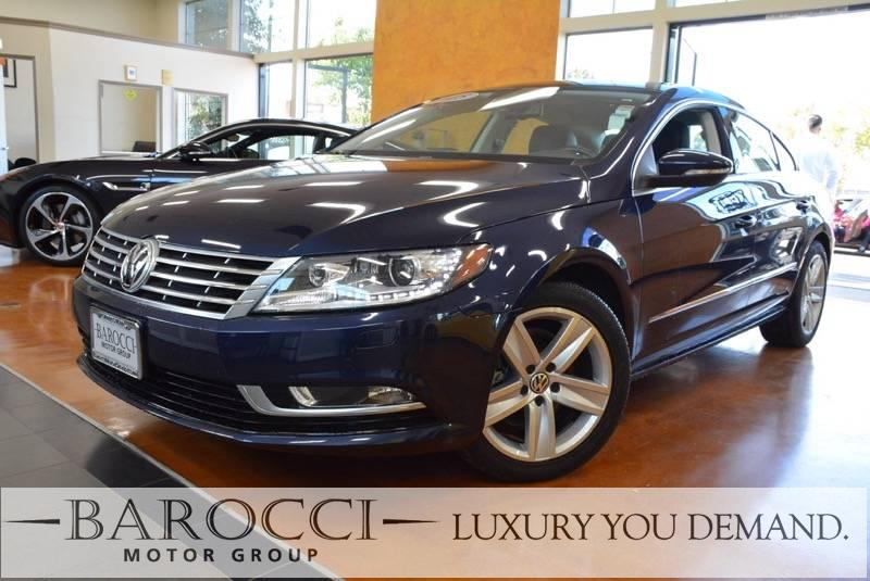 2015 Volkswagen CC Sport PZEV 4dr Sedan 6A 6 Speed Auto Blue Up for sale is an outstanding one o