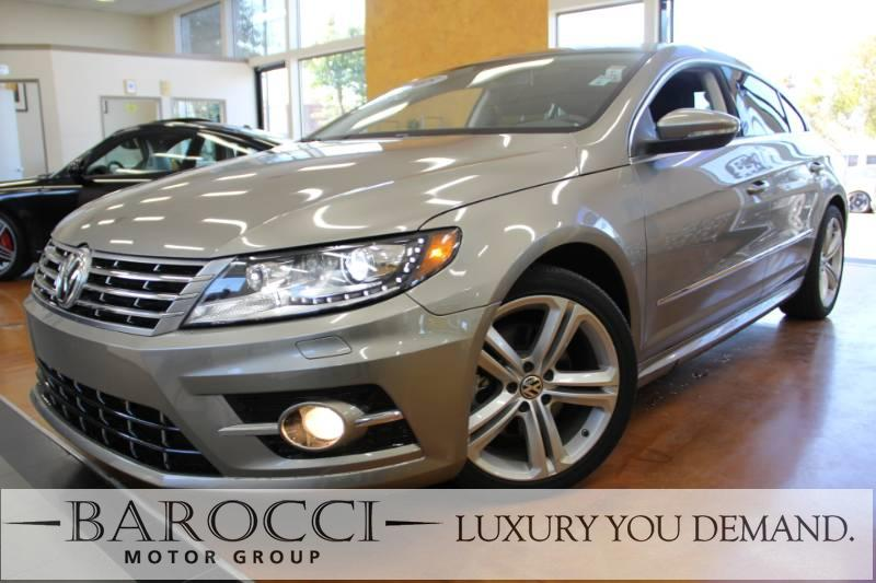 2015 Volkswagen CC R-Line PZEV 4dr Sedan 6A 6 Speed Auto Gray Up for sale is an immaculate one o