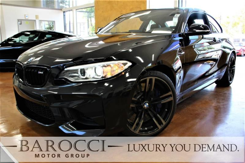 2016 BMW M2 M2 2dr Coupe 6 Speed Manual Black Now offering a clean one owner 2016 BMW M2 M2 2dr
