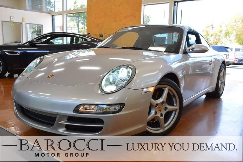 2006 Porsche 911 Carrera 2dr Coupe 6 Speed Manual Gray Now offering a very nice one owner 2006 P