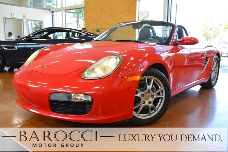 2005 Porsche Boxster 2dr Roadster Manual 5-Spd Red We are excited to offer a delightful one owne