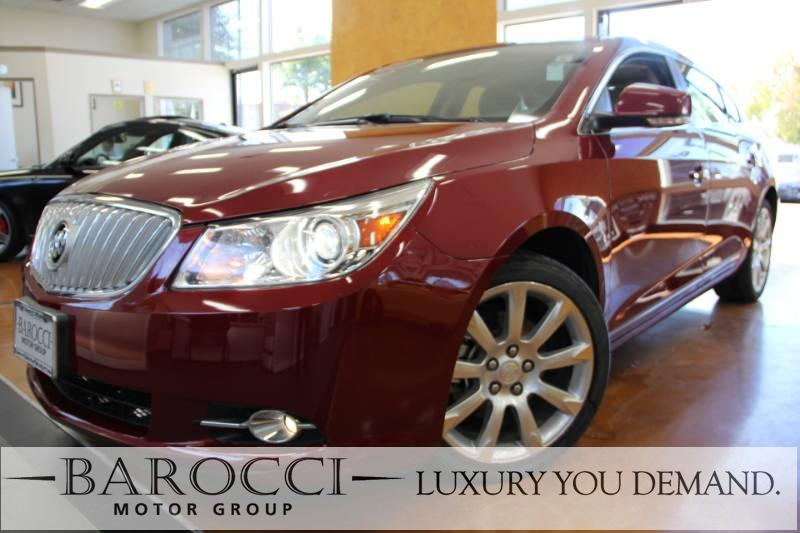 2010 Buick LaCrosse CXS 4dr Sedan 6 Speed Auto Red We are proud to offer an outstanding one owne