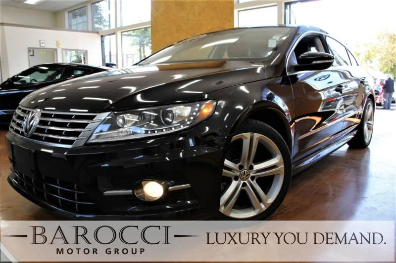 2014 Volkswagen CC R-Line PZEV 4dr Sedan 6A 6 Speed Auto Black We are proud to offer a superb on