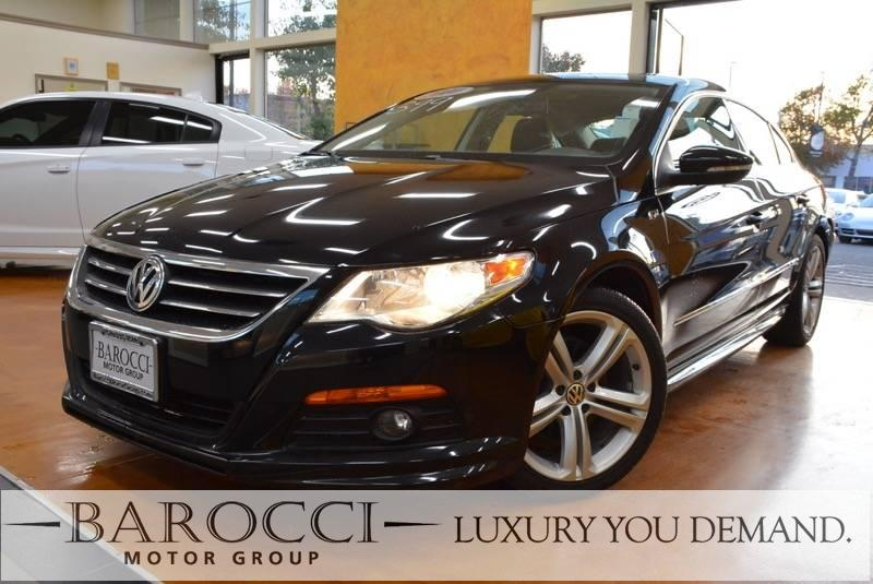 2010 Volkswagen CC Sport PZEV 4dr Sedan 6A 6 Speed Auto Black We are excited to offer an immacul