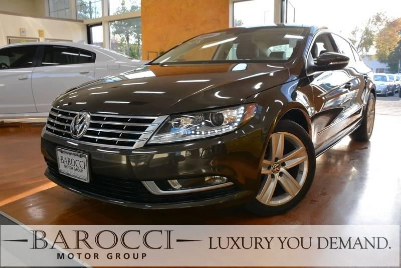 2016 Volkswagen CC 20T Sport PZEV 4dr Sedan 6 Speed Auto BROWN We are proud to offer a delightf