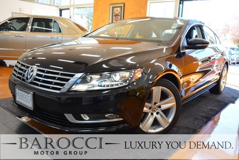 2014 Volkswagen CC Sport PZEV 4dr Sedan 6A 6 Speed Auto Black This is an immaculate one owner 20