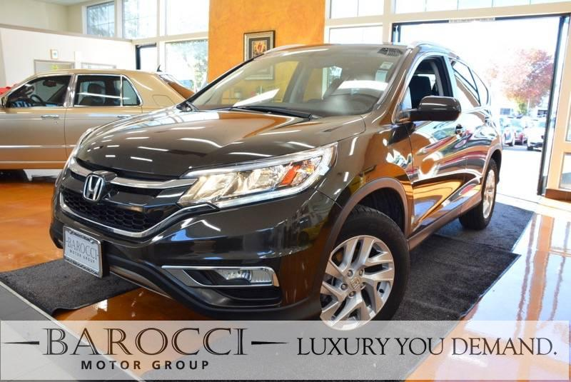 2016 Honda CR-V EX-L 4dr SUV Continuously Variable Transmission BROWN We are proud to offer a te