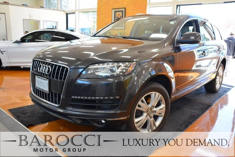 2011 Audi Q7 30 quattro TDI Prem PLUS AWD  4dr SUV 8 Speed Auto Gray This is an outstanding one