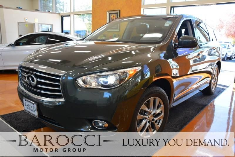 2015 INFINITI QX60 AWD 4dr SUV AUTO CVT W MAN  SPT MD Green We are excited to offer a very ni